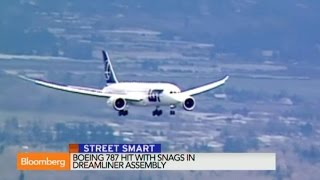 Late Seats: Boeing Risks Missing 787-Delivery Goal