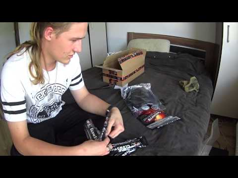 Gunfire Unboxing:  Mortus V3,  Ventus V2 - italy digital, Rockets Platinum Series