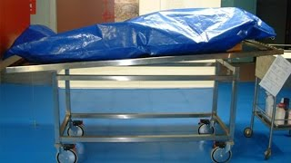Corpse Starts to Move In Body Bag -  Valdelucio Goncalves