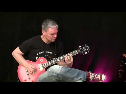 Electric Flamenco Guitar