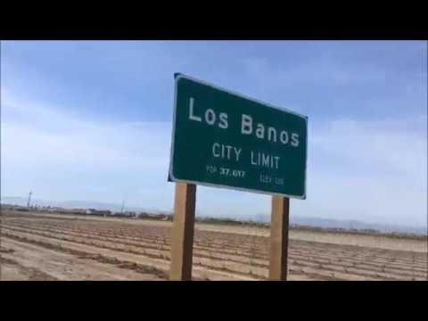 Short Vlog: Los Banos (The Bathrooms), California; POV Observation