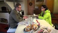Harri Lindellin haastattelussa SuPerin puheenjohtaja Silja Paavola.