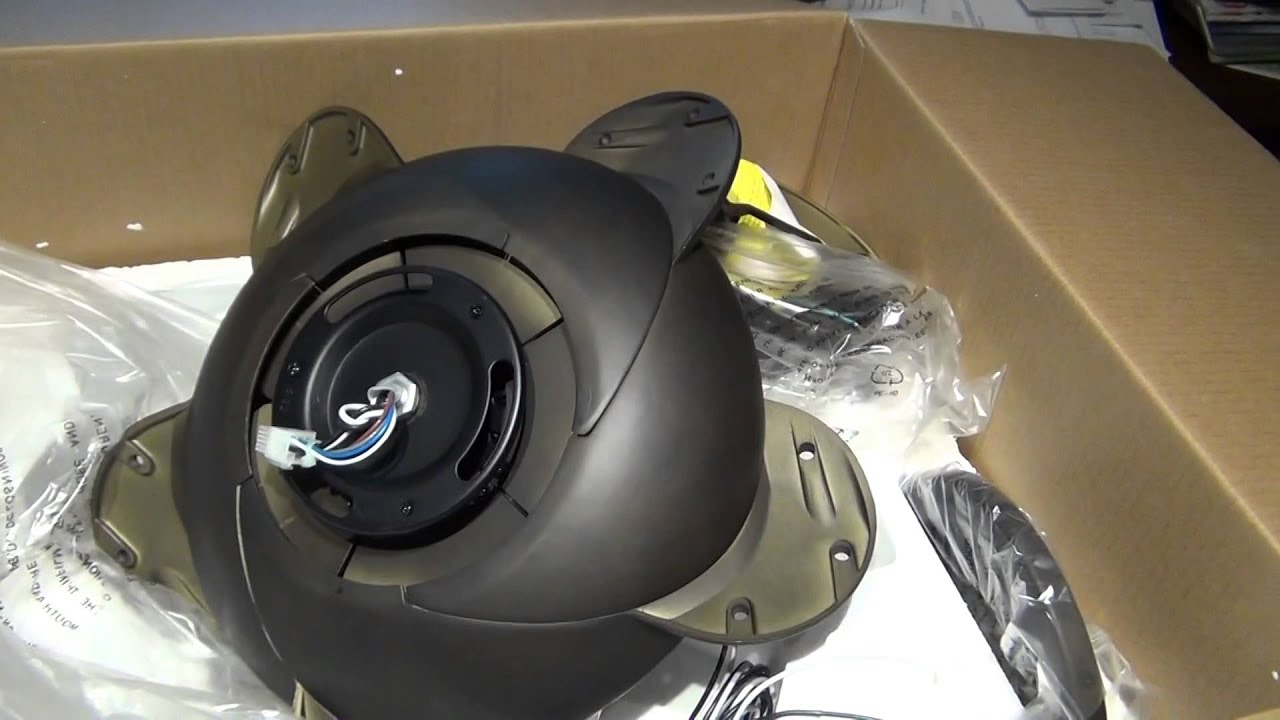 Home Depot Altura 68 Ceiling Fan Unboxing