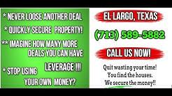 Bridge Loan El Lago Texas (713) 589-5882 Residential Bridge Loans