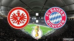 Pokalfinale:Bayern vs Frankfurt//Live Ticker