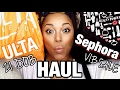 Sephora VIB SALE + ULTA 21 Days of Beauty HAUL & MORE.. 💸| SPRING 2017 | MelissaQ