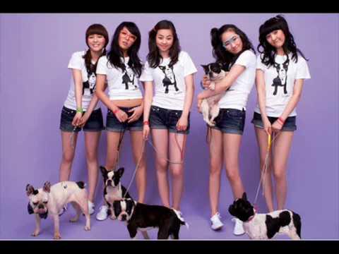 Wonder Girls -Tell Me- The Wonder Years - (Ver Rap).