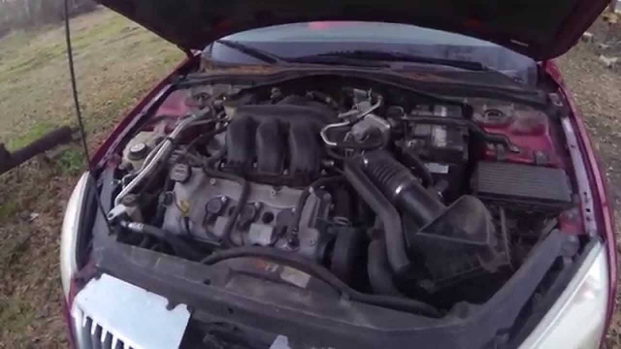 hight resolution of how to change oil in 2005 2012 mercury milan ford fusion 3 0l v6 youtube