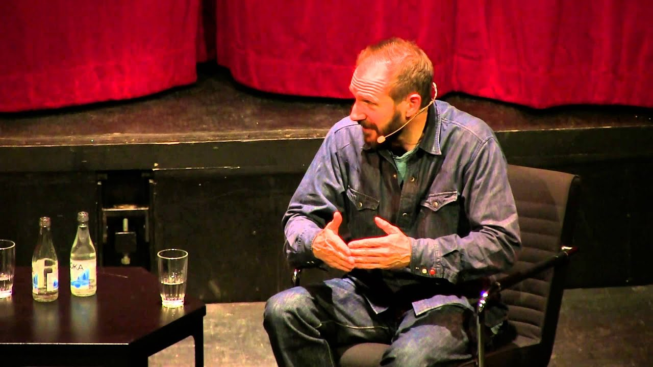 GIFF 2014 Master Class: Ralph Fiennes - YouTube