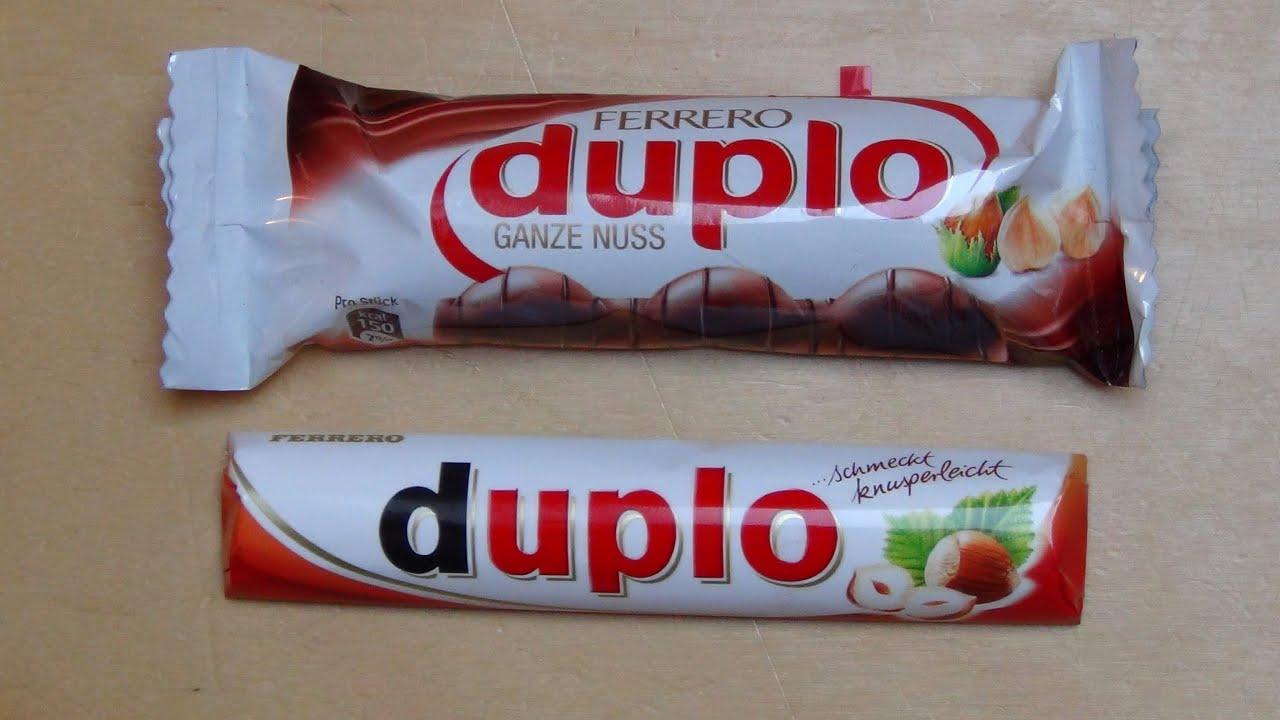 Ferrero Duplo [Germany vs Italy Battle] - YouTube