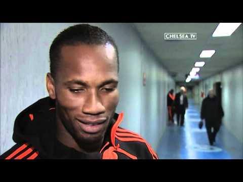 Chelsea FC – Drogba on Napoli