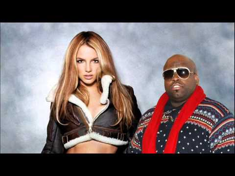 Britney Spears vs. Cee Lo Green - Cry Baby Till The World Ends mp3