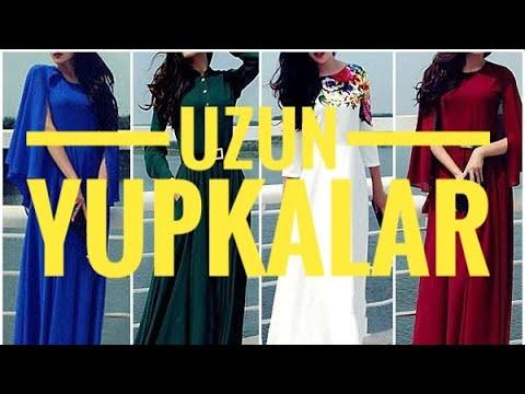 Uzun Yupkalar 2020 Uzun Donlar Uzun Etek Modelleri 2020 ən Dəbli ətək Modelləri Youtube