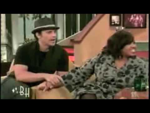 GV surprises Chandra Wilson on the Bonnie Hunt
