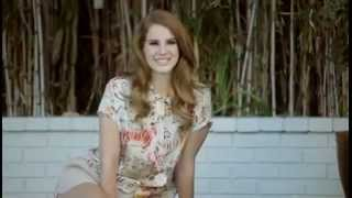 Lana Del Rey-Interview at Chateau Marmont