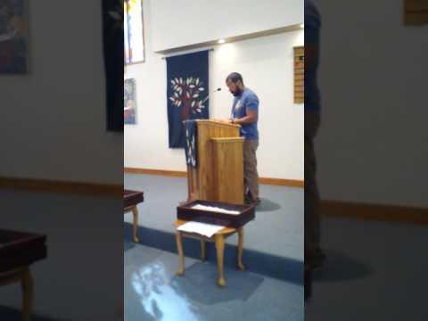 A Sermon on Samuel Rev. Kirsten Nelson Roenfeltd
