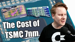 The True Cost of Processor Manufacturing: TSMC 7nm