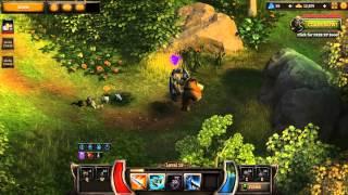kings road HD - pc game - facebook games.
