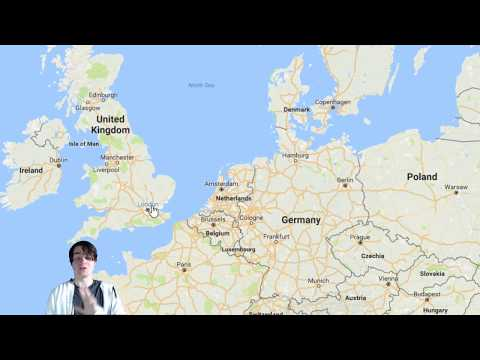 Why Are There So Many European Countries?