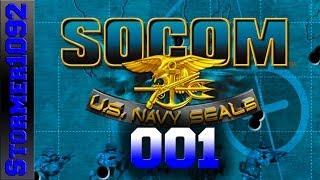 Socom Us Navy Seals: Death At Sea: Mission 1