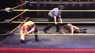 Kyle Matthews vs. KC McKnight - Rampage Pro Wrestling 04/15/12