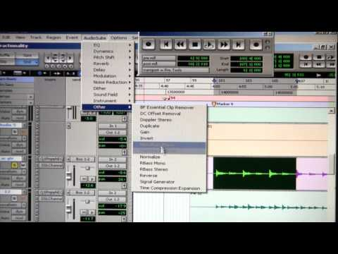 PRO TOOLS - How To Speed Up a Song