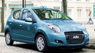 Suzuki Alto SZ-L 2011 Videos