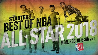 Best of NBA All-Star 2018 - The Starters