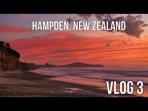 VLOG 3 || Hampden, New Zealand