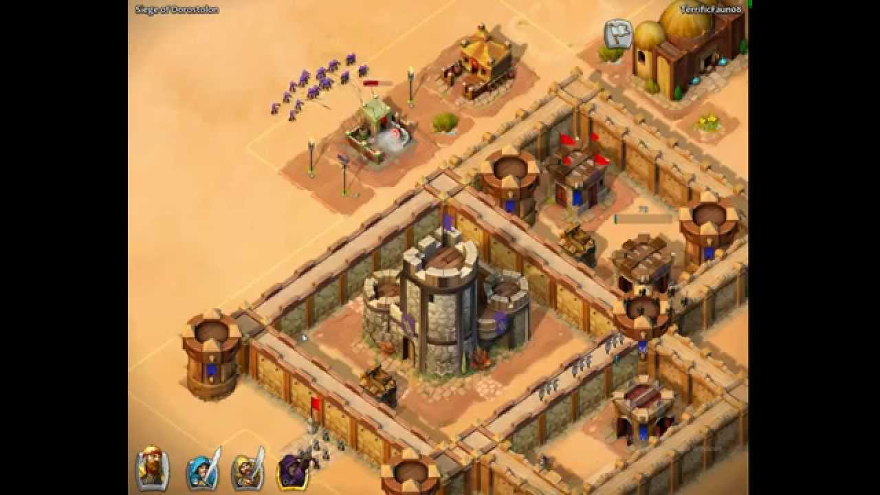 Castle siege age of empires how to beat historical challenge - Age Of Empires Castle Siege Dorostolon Mission