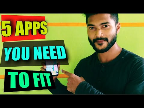 5 Best Fitness Apps | Health & Fitness Apps Must Have In Your Phone In 2020 |