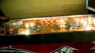 Six Million Dollar Man Pinball video 2