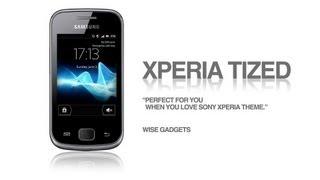 XperiaTized V13 GT-Xperia S ROM