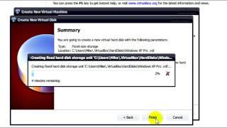 XP Mode Alternative - VirtualBox and Windows XP