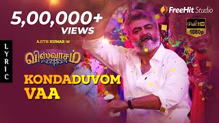 Viswasam Deleted Song | Viswasam | Kondaduvom Vaa | Thala Anthem | Ajith Kumar | Viswasam Video