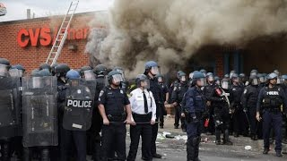 Clueless White Privilege Meets the Baltimore Revolt...