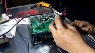 Cara memasang modul mp3 pada radio tape mobil bekas