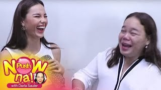 Push Now Na Exclusive: Catriona Gray's bag raid