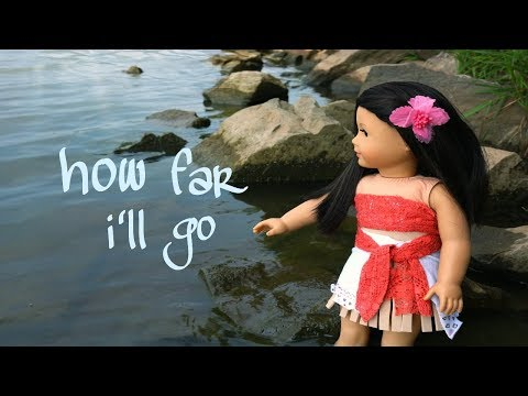 How Far I'll Go - AGMV | ag laughter