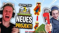 Minecraft Skyfactory