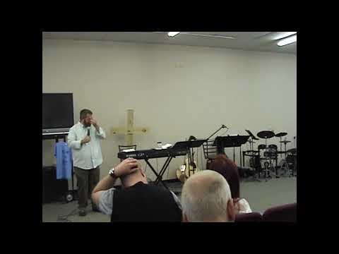 Journey Fellowship, Pastor Patrick Garrett
