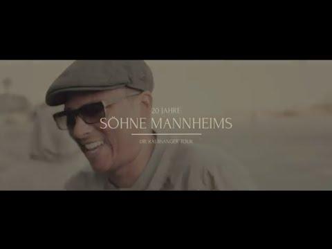 Söhne Mannheims - Evoluzion Live // Raubsänger Tour // Episode I - IV