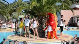 Camping-Club 4* Le Floride & L'Embouchure - Danse des Animateurs 2015
