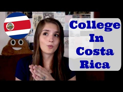 Going To College In Costa Rica |Life In Costa Rica