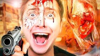 O MELHOR JOGO DE ZUMBI DA REALIDADE VIRTUAL! - ARIZONA SUNSHINE (HTC VIVE)