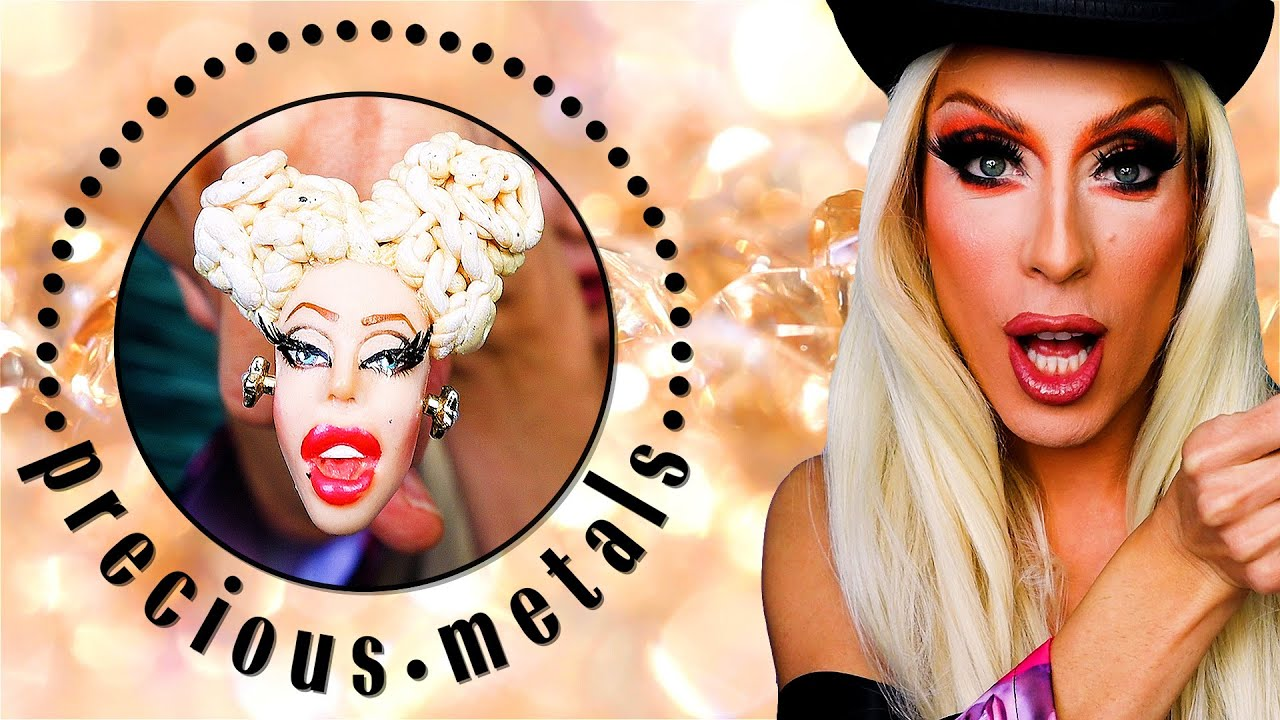 Alaska's Best Drag Jewelry Includes a Perfect Replica of Herself | Precious Metals | Marie Claire