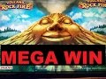 ★SUPER MEGA WIN!★☆VOLCANIC ROCK FIRE Slot (KONAMI) ☆ ($2.40 Bet) First Attempt