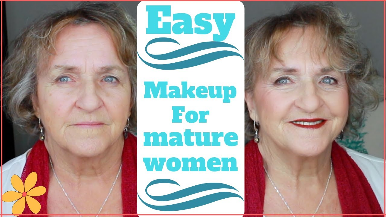 Makeup for women over 9/ Quick & easy!