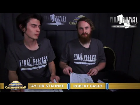 FINAL FANTASY TCG North American Championship 2017 - Semi Finals