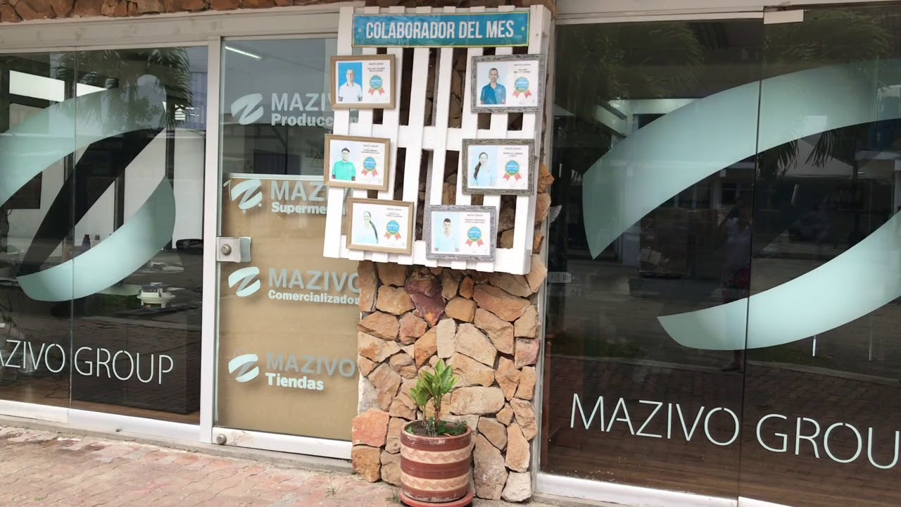 Download Mazivo Group